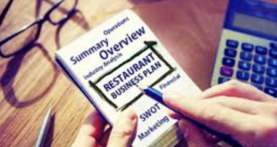 Good Investment Food Business Plan